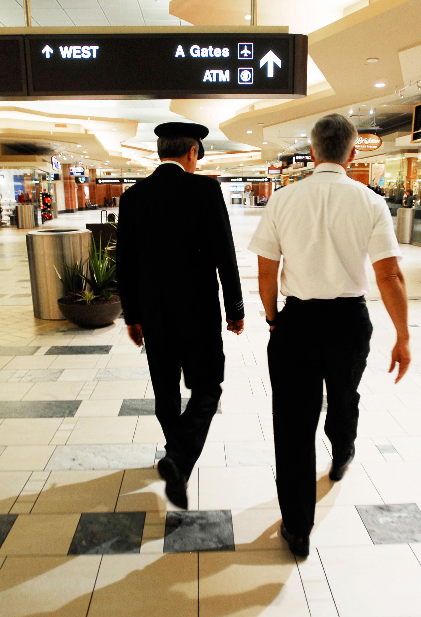 pilot shortage may develop as job loses luster